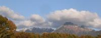 新雪の八ヶ岳